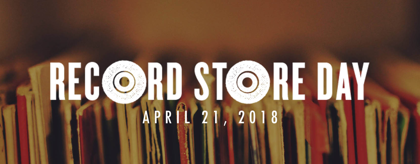 Record Store Day - April 21 2018